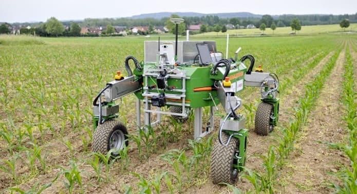 Robótica en la Agricultura